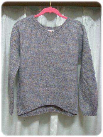 PLSTセーター