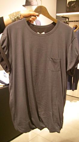 プラステ Tシャツ2014ss