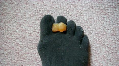 5本指靴下もおすすめ