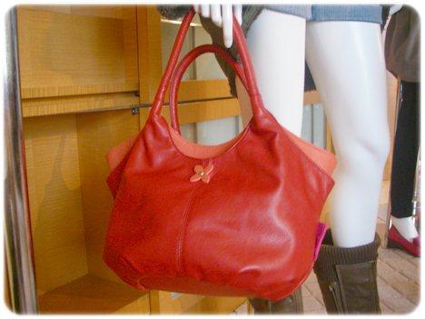 アニタアレンバーグのバッグ2012aw