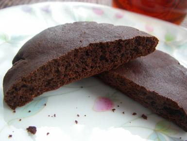 高濃度カカオのクッキー