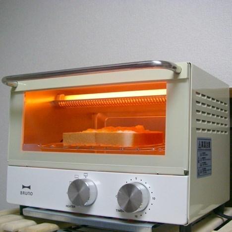 BRUNOダブルヒータートースター
