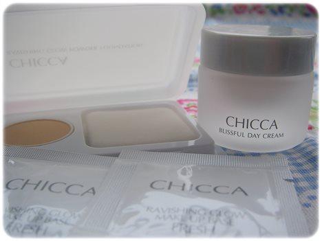 CHICCA(キッカ)のベースメイク