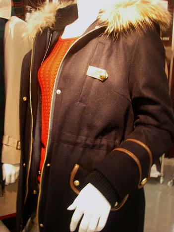 2011秋冬 モッズコート