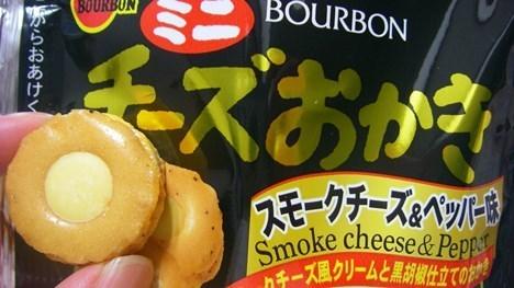 チーズおかきスモークチーズ味