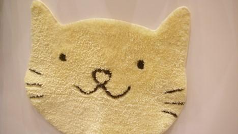 猫バスマット