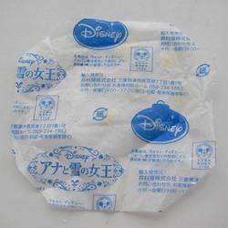 オラフチョコまん敷紙