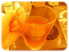 お茶がうれしい