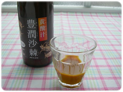 黄酸汁 豊潤サジー