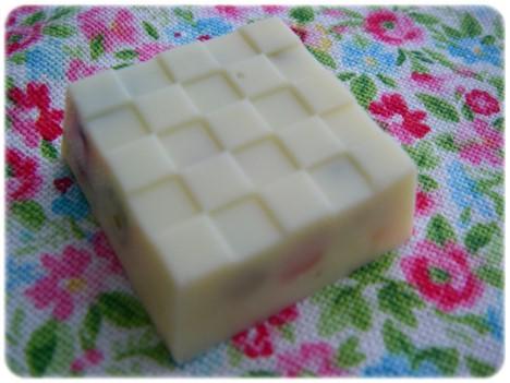 ホワイトチョコベース