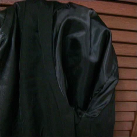 ライダースジャケットの裏地