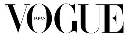 VOGUE JAPANロゴ