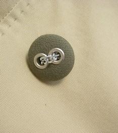 クールなデザインのボタン