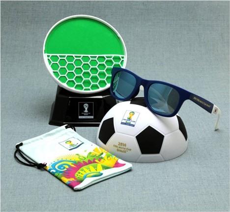 サッカーボール型ケース