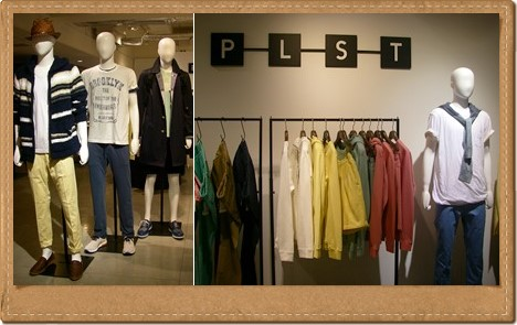 PLST(プラステ)2014春夏メンズ
