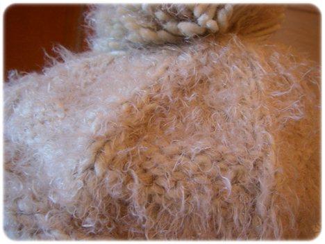 アニタアレンバーグの毛糸の帽子