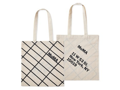 MoMA Design Storeオンラインショップ・表参道店で税込3,240円以上購入でもらえる非売品オリジナルトート