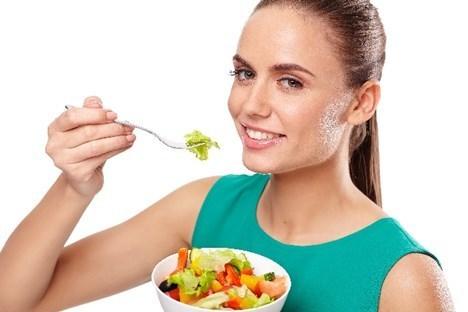 食べて健康