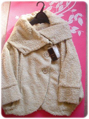 ヴォイグラディーのコート(40代のファッション)
