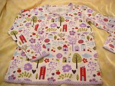 ミニラボのパジャマ上