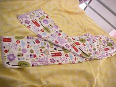 ミニラボのパジャマのズボン